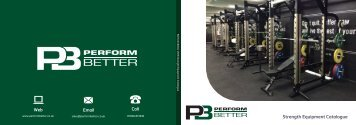Strength Equipment Catalogue