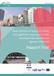 Rapport final