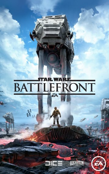 EA Games Star Wars Battlefront - STAR WARS Battlefront PC
