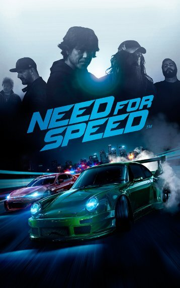 EA Games Need For Speed - Need for Speed PlayStation 4