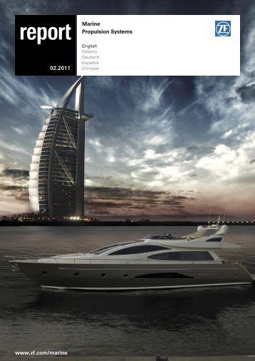 report 2.2011 - English (PDF, 1.0 MB) - ZF Friedrichshafen AG