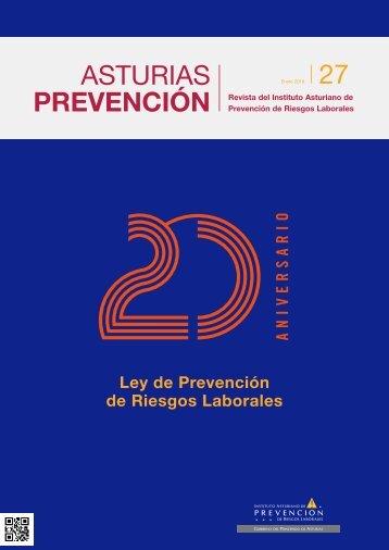 ASTURIAS PREVENCIÓN 27
