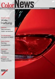 Volle Haftung - Spies Hecker GmbH