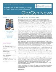 ob/gyn and abdominal sonography update - UCSF Department of
