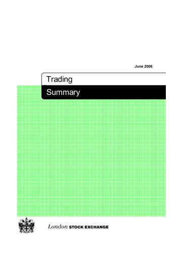London stock exchange options trading