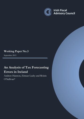 An-Analysis-of-Tax-Forecasting-Errors-in-Ireland-final