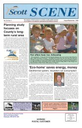 'Eco-home' saves energy, money - Scott County