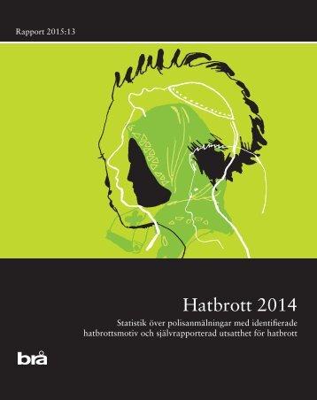 Hatbrott 2014