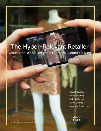 The Hyper-Relevant Retailer