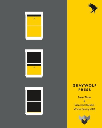 GRAYWOLF PRESS