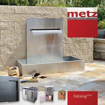 metz Katalog 2016