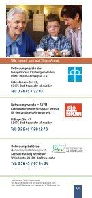 Betreuung im Landkreis Ahrweiler - Programm 2016 - Seite 3