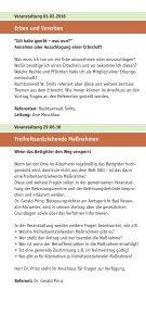 Betreuung im Landkreis Ahrweiler - Programm 2016 - Seite 6
