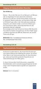Betreuung im Landkreis Ahrweiler - Programm 2016 - Seite 7