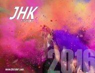 Каталог JHK 2016