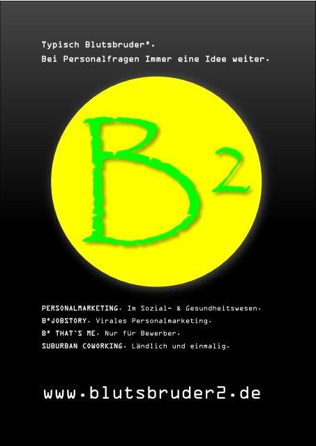 Blutsbruder²-Magazin Vol. 1