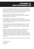 MARKSTRIDSDAGARNA 2016 BODEN - Page 2