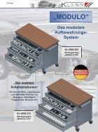 Klann Achsreperatur z.B. Räder, Radlager, Radnaben, Gelenkwellen, etc. Katalog - Seite 4