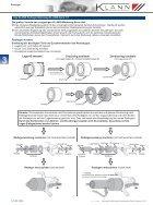 Klann Achsreperatur z.B. Räder, Radlager, Radnaben, Gelenkwellen, etc. Katalog - Seite 6