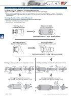 Klann Gummi-Metall Lager / Buchsen Katalog - Seite 2