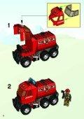 Lego Fire Squad HQ - 4657 (2003) - Quick Fix Station BI, 4657 IN - Page 2