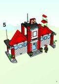 Lego Fire Squad HQ - 4657 (2003) - Quick Fix Station BI, 4657 IN - Page 7