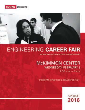 ENGINEERING CAREER FAIR