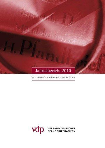 Jahresbericht 2010 - Georg Boll