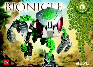 Lego Lehvak-Kal - 8576 (2003) - Gali Nuva BI  8576