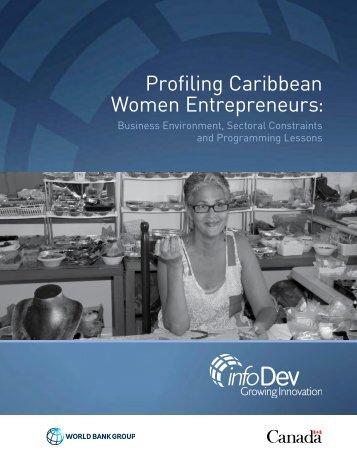 Profiling Caribbean Women Entrepreneurs