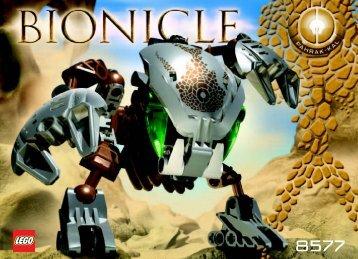 Lego Pahrak-Kal - 8577 (2003) - Gali Nuva BI  8577