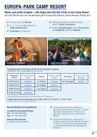 Gruppen-Angebote Sommersaison Europa-Park - Seite 7