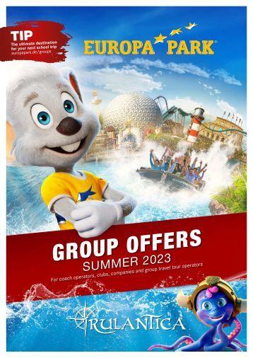 Group offers Summer season Europa-Park