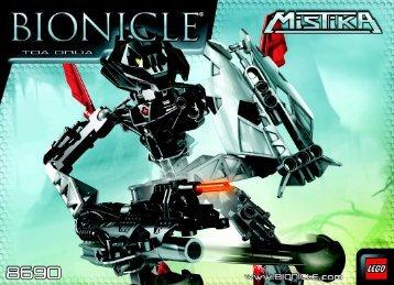 Lego Costco Canada CoPack C - 66274 (2008) - Costco Canada CoPack A BUILDING INSTRUC 3007, 8690