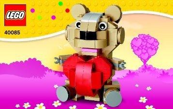 Lego LEGO® Valentine - 40085 (2014) - Monthly Minibuild Sept 2013 BI 3003/24 - 40085 v46