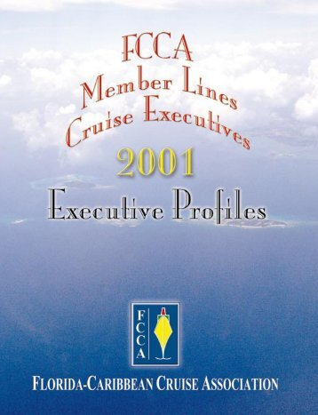 FCCA Member Lines - The Florida-Caribbean Cruise Association