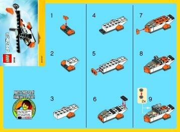 Lego Helicopter - 30181 (2012) - TT Games BI 2002/ 2, 30181 V39
