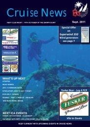 Cruise News - Island Cruising Association