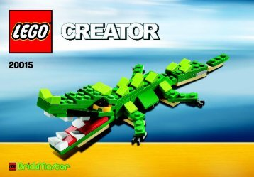 Lego 2010 BM Creator MAY - 20015 (2010) - 2009 BM Bionicle SEP BI 3001/20 - 20015 v46