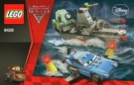 Lego CARS 1 - 66386 (2011) - CARS 1 BI 3004/64 - 8426 V.29