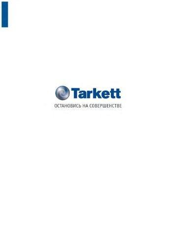 Каталог TARKETT 2009 (pdf)