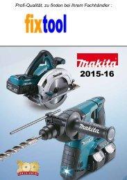Makita Katalog fixtool 2.2015 DE