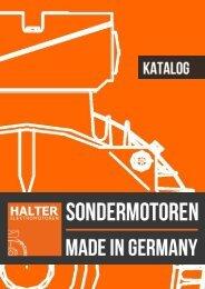 Halter Katalog Version 5.3