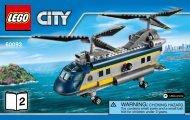 Lego Deep Sea Helicopter - 60093 (2015) - Deep Sea Scuba Scooter BI 3004/48, 60093 V39 2/3