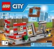 Lego Demolition Site - 60076 (2015) - Demolition Starter Set BI 3017/76+4,65/115G, 60076 4/4 V39