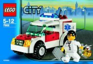 Lego City Emergency Co-Pack - 66116 (2006) - Tow-away Truck BIIOn, 7902 IN