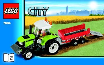Lego CITY Farm - 66358 (2010) - CITY Farm BI 3004/64 - 7684 V.29 2/2