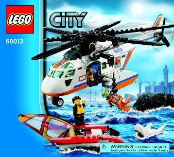 Lego LEGO City Super Pack - 66475 (2013) - CITY Value Pack BI 3017 / 80+4 - 65/115g 60013 V39