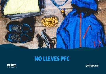 NO LLEVES PFC