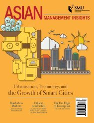 the Growth of Smart Cities